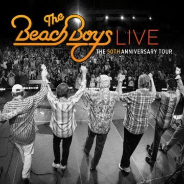 Live - The 50th Anniversary Tour CD