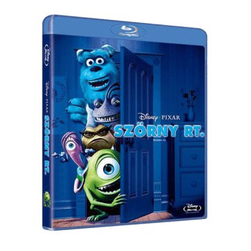 Szörny Rt. Blu-ray