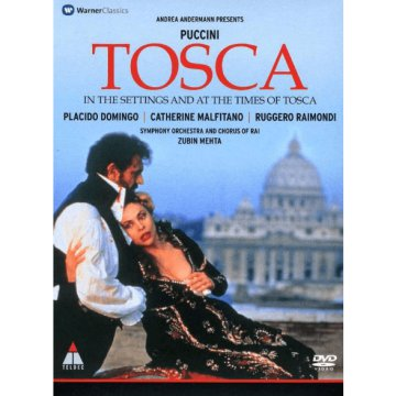 Tosca - In The Settings And At The Times Of Tosca DVD