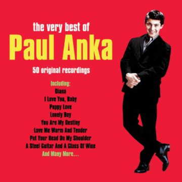 The Very Best of Paul Anka CD