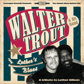 Luther's Blues - A Tribute To Luther Allison CD