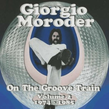 On The Groove Train Vol. 2 CD