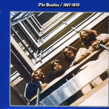 The Beatles 1967 - 1970 CD