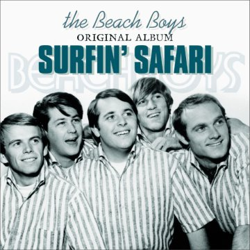 Surfin' Safari LP