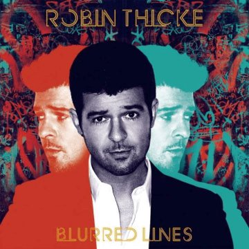 Blurred Lines CD