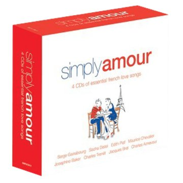 Simply Amour CD