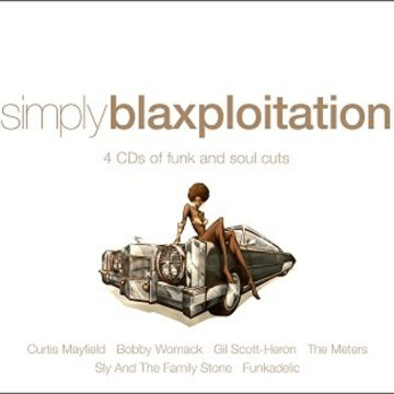 Simply Blaxploitation CD