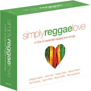 Simply Reggae Love CD