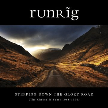 Stepping Down The Glory Road - The Chrysalis Years CD