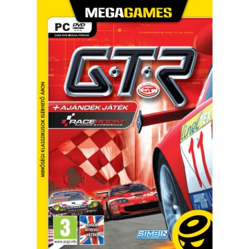 GTR 1 (Mega Games) PC