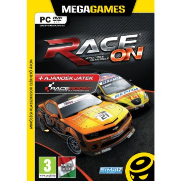 Race On (Mega Games) PC