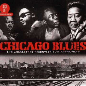 Chicago Blues CD
