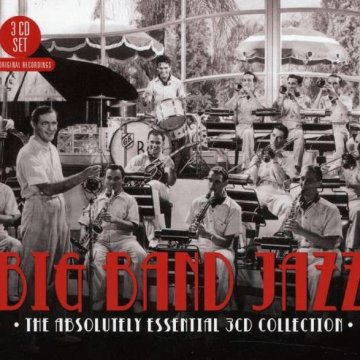 Big Band Jazz CD
