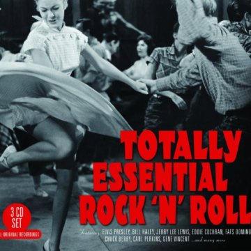Totally Essential Rock 'N' Roll CD