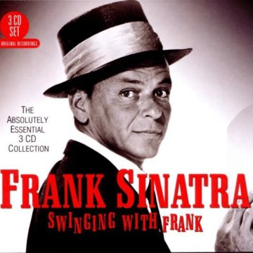 Swinging With Frank CD