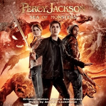 Percy Jackson: Sea Of Monsters (Percy Jackson: Szörnyek tengere) CD