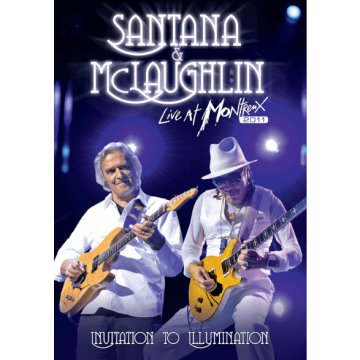 Invitation To Illumination – Live At Montreux 2011 DVD