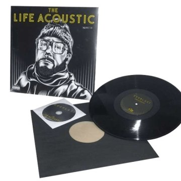 The Life Acoustic LP+CD