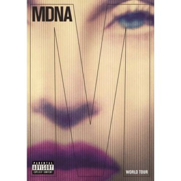 MDNA World Tour 2012 (Deluxe Edition) CD+DVD