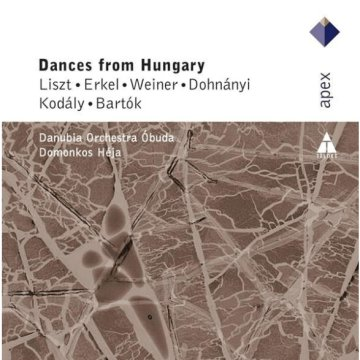 Danubia Orchestra Óbuda - Dances From Hungary CD