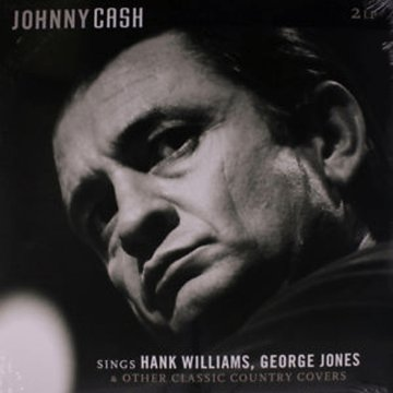 Sings Hank Williams, George Jones & Other Classic Country Covers LP
