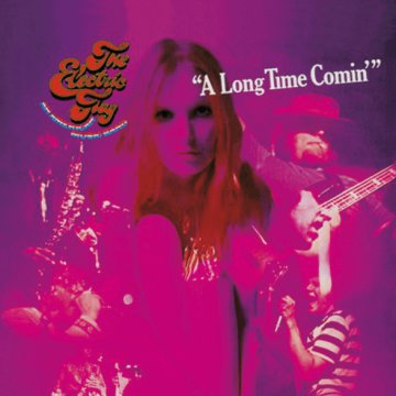 A Long Time Comin' CD
