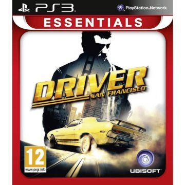 Driver: San Francisco Essentials PS3