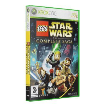 LEGO Star Wars - The Complete Saga Xbox 360
