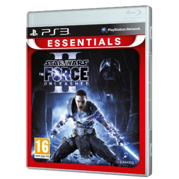 Star Wars: The Force Unleashed II (Essentials) PS 3