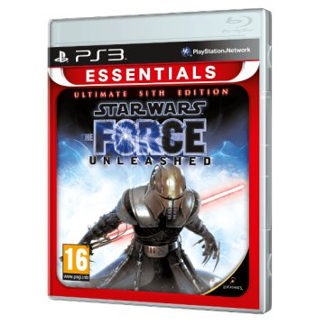 Star Wars: The Force Unleashed Sith Edition (Essentials) PlayStation 3