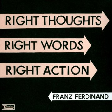 Right Thoughts, Right Words, Right Action (Limited Edition) CD