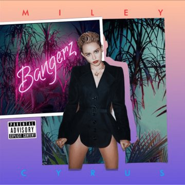 Bangerz - Deluxe Edition CD
