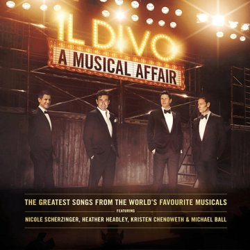 A Musical Affair CD