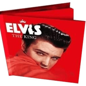 The King 75th Anniversary CD