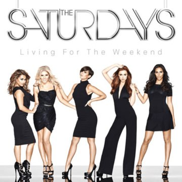 Living For The Weekend CD