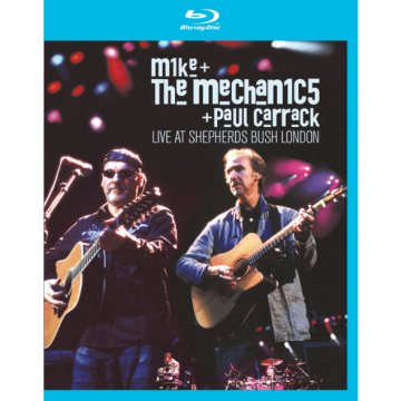 Live At Shepherds Bush, London Blu-ray