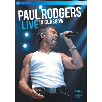 Live In Glasgow DVD