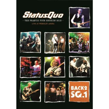 Back 2 SQ.1 - Live At Wembley Arena DVD+CD