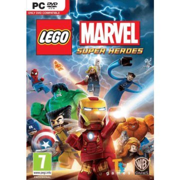 Lego: Marvel Super Heroes PC