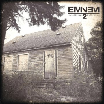 The Marshall Mathers LP 2 CD