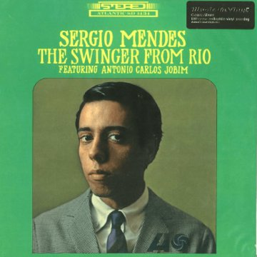 The Swinger From Rio LP