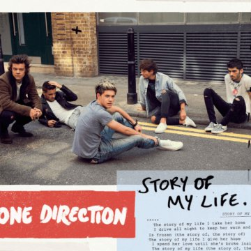 Story of My Life Maxi CD