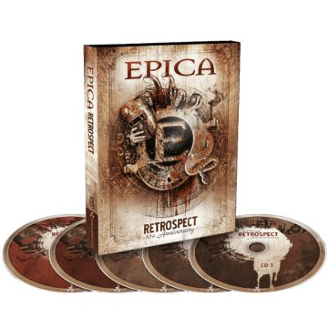 Retrospect (10th Anniversary) CD+DVD