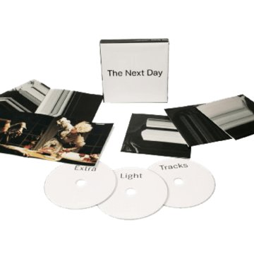 The Next Day Extra (Limited Edition) CD+DVD