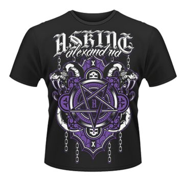 Asking Alexandria - Demonic T-Shirt XL