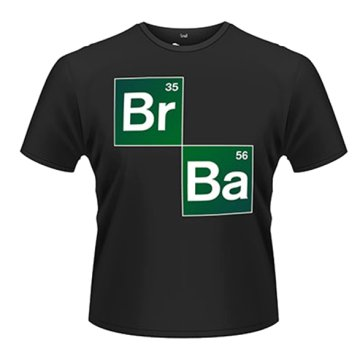 Breaking Bad - Elements T-Shirt XXL