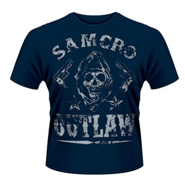 Sons Of Anarchy - Outlaw - XXL