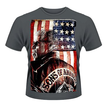 Sons Of Anarchy - President T-Shirt M