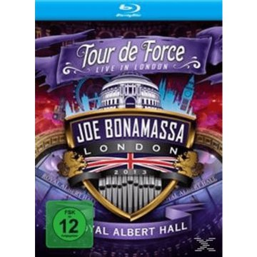 Tour De Force - Royal Albert Hall Blu-ray