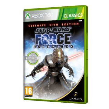 Star Wars: The Force Unleashed Ultimate Sith Edition Xbox360
